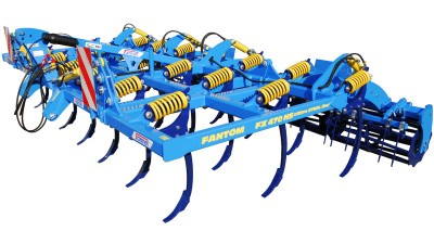 Mounted Stubble Cultivator