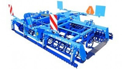 Mounted Seedbed Cultivator