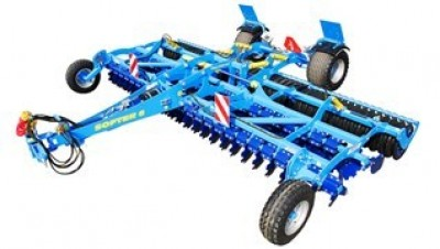 Trailed Disc Cultivator