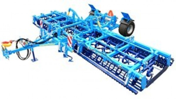 Trailed Seedbed Cultivator