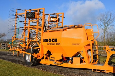 BROCK Campaign 900s 9m Grain & Fert & Small Seeds