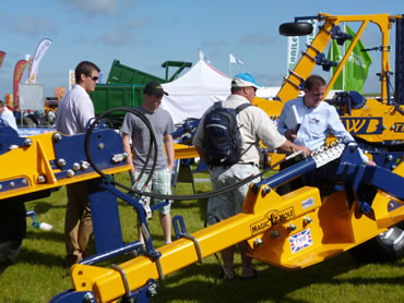 J BROCK & SONS at Cereals 2014