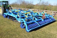 FARMET Triton 450 4.5m Trailed Primary Cultivator