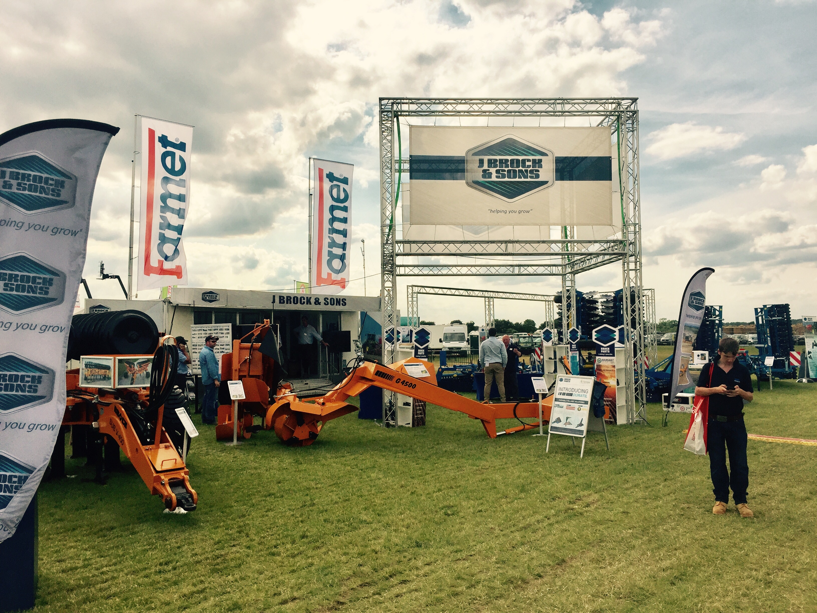 Come and visit us on stand 905 at Cereals this year!