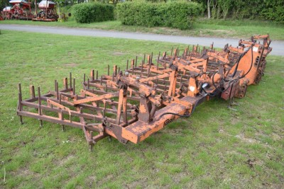WILDER 6m Pressure Harrow