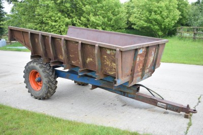 MISC-AG Wheatley 5 Tonne Dump Trailer