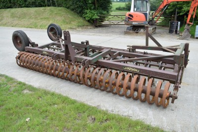 COUSINS 4m Combination Harrow