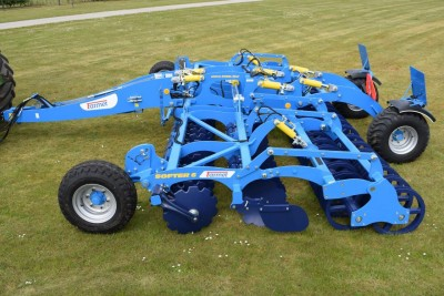 FARMET Softer 6m C/w Double Soil Packer