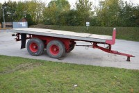 MISC-AG Twin Axle 20ft Trailer