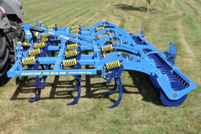 FARMET Fantom Fx470 4.7m Stubble Cultivator (see Video)