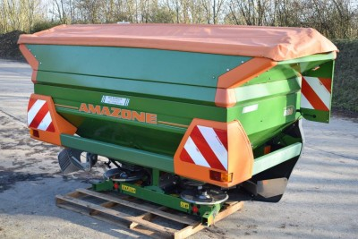 AMAZONE Za-m Profis 3000 Litre C/w Weigh Cells