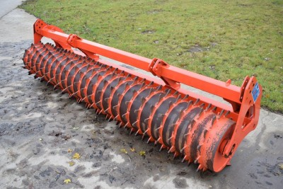 KUHN 3m Maxi Packer Ex Combiliner Venta Powerharrow Drill