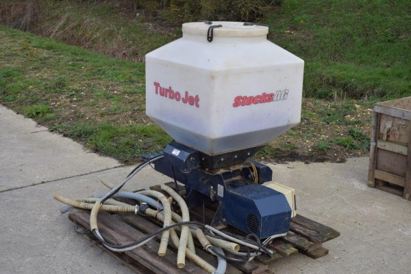 STOCKS Turbo Jet 6 Outlet Seeder
