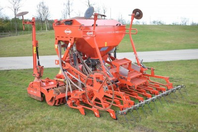 KUHN 3003 Venta Lc 302 Combination (new Coulters)