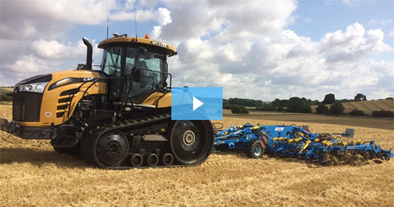 2019 Stock Update 19 – Lincolnshire takes season's first Fantom demo!