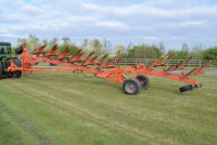 KUHN Challenger 9 Furrow Auto Reset On Land / In Furrow - See Video