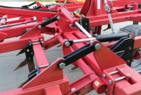 KEEBLE Delta 4.5m 7 Leg Trailed Subsoiler (done 600 Acres- See Video)