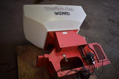STOCKS Turbo Jet Wizard 8 Outlet