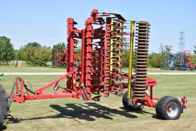 MISC-AG Pottinger 6m Terra-disc