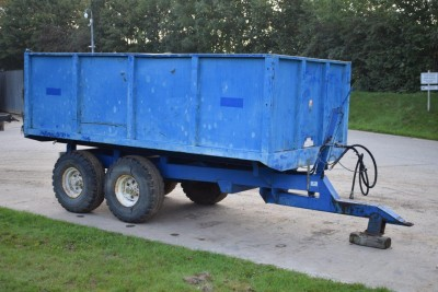 AS MARSTON 9 Tonne Trailer