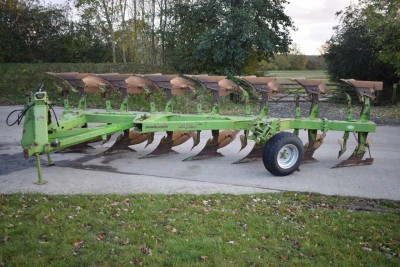 DOWDESWELL Dp160s 7 Furrow (6+1) On-land