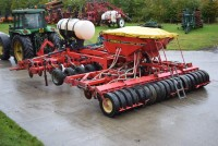 VADERSTAD 5m Rapid + Rapidlift + Liquid Fert Rape Drill