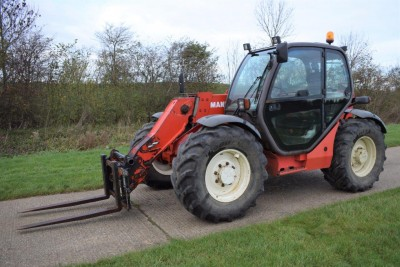 MANITOU Mlt 629 - See Video