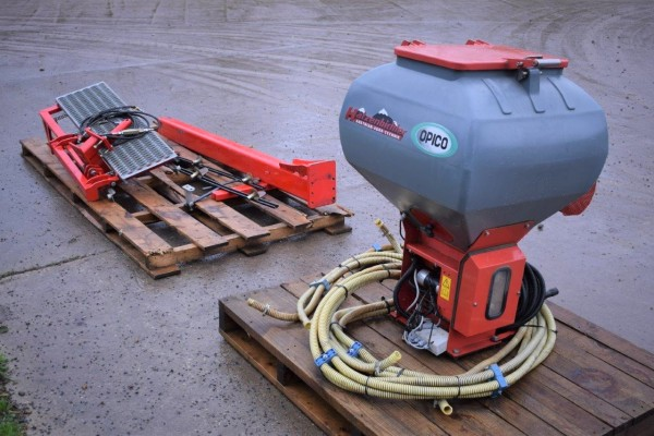 OPICO Hatzenbichler Air 8 Seeder C/w Mounting Kit