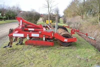 SUMO 3m Trio C/w Rear Harrow