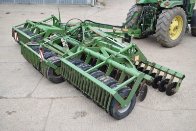 AMAZONE Catros 7.5m (see Video)