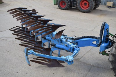 LEMKEN Jewel 8 6 Furrow On-land / In-furrow Auto-reset
