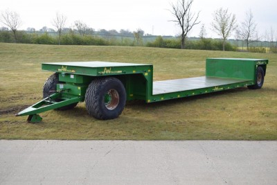 MISC-AG Aw Lo-load 20t Turf Trailer